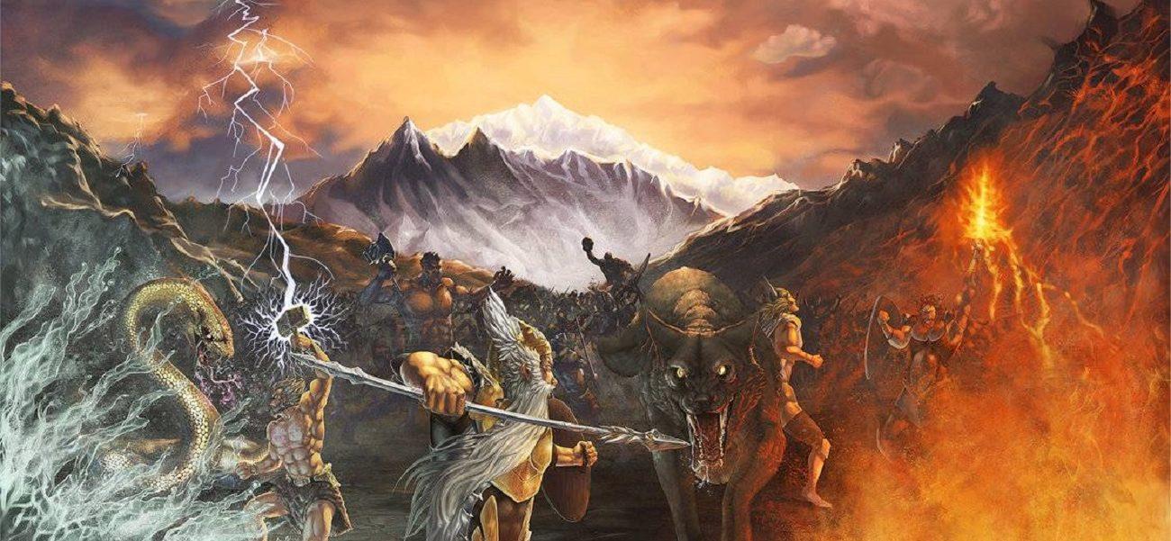 Les origines des runes vikings : La création du monde par la mythologie nordique