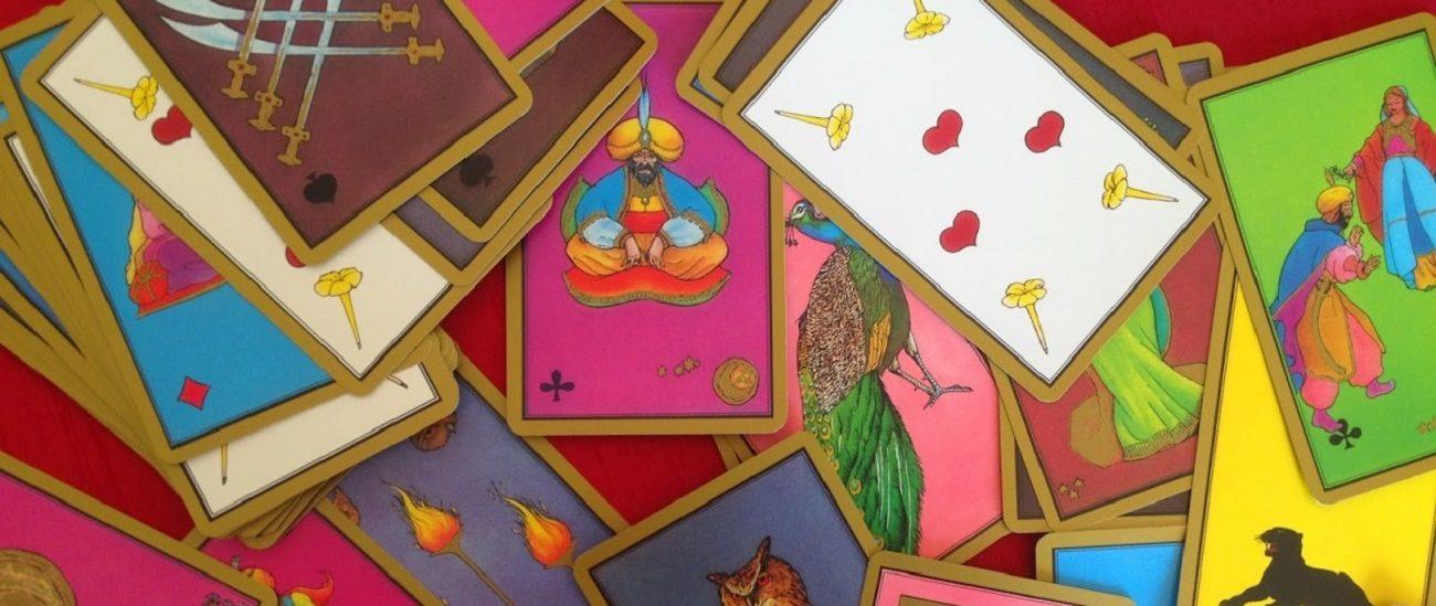8cfff201d59325 Les cartes de voyance sont empreintes d un mélange de culture  judéo-chrétienne et indou qui s explique par les origines indiennes de  Madame Indira.