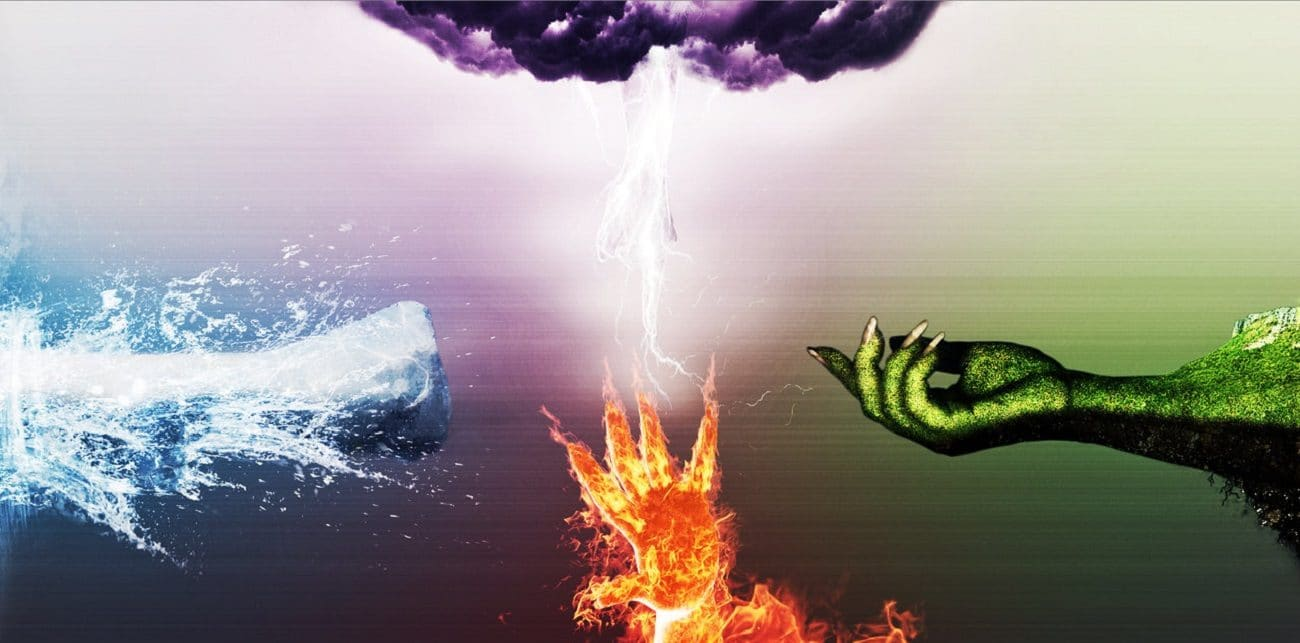4 elements presage