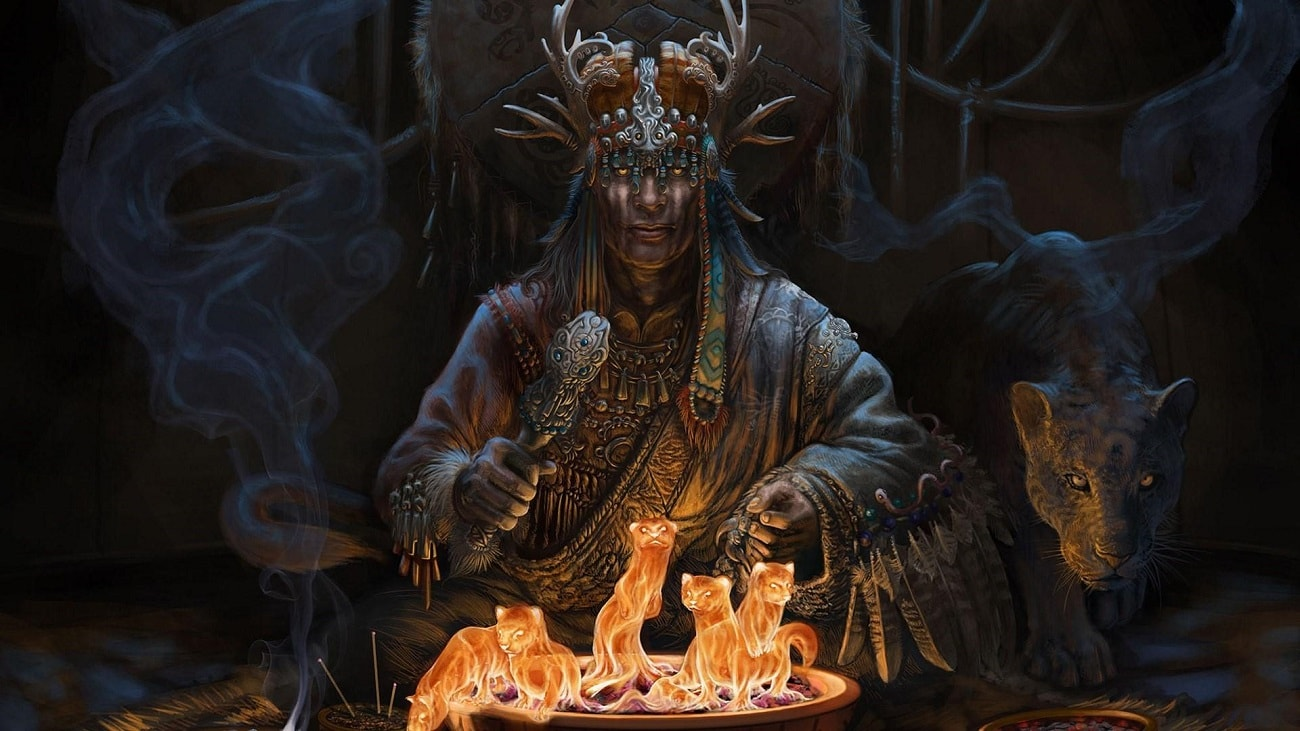 Le chamanisme