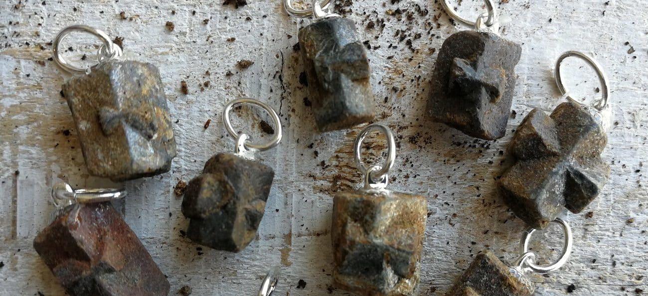 pierre staurolite