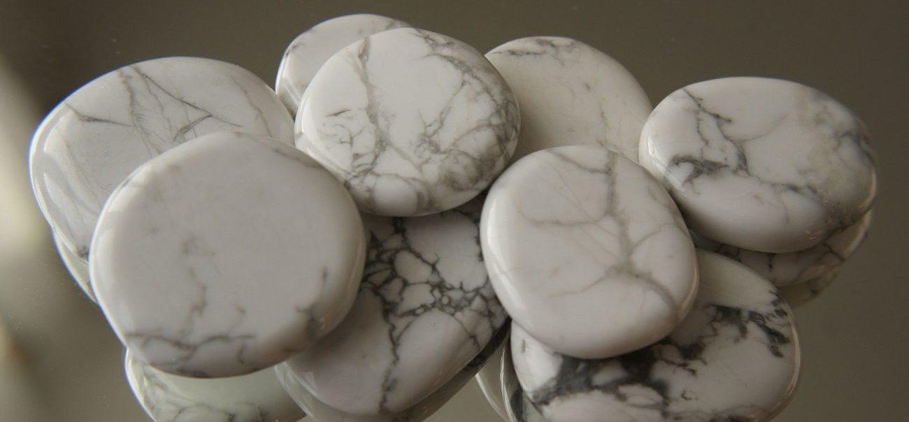pierre protection magnesite