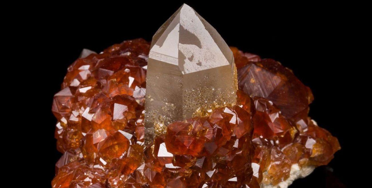 pierre Grenat spessartite