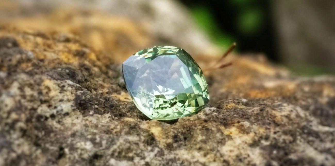 pierre Grenat démantoide