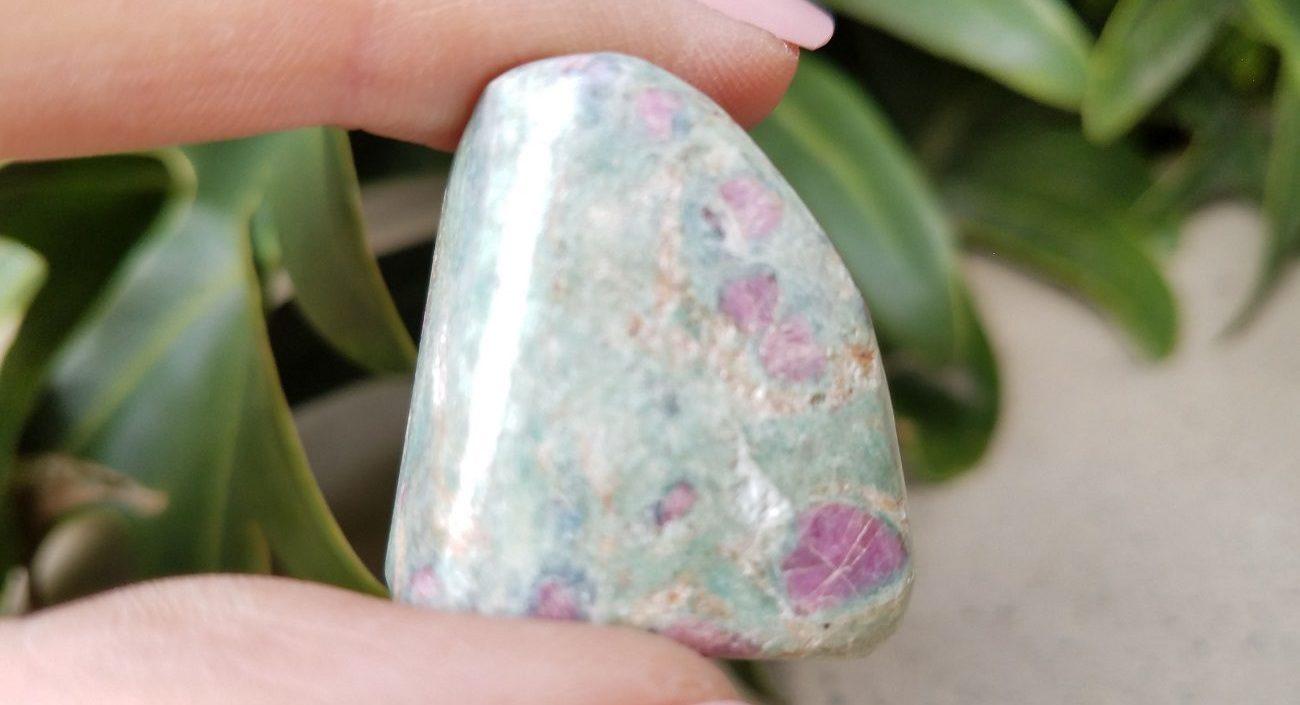 pierre Rubis sur Fuschite